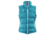 Vaude Women's Muztagh Vest capri-blue